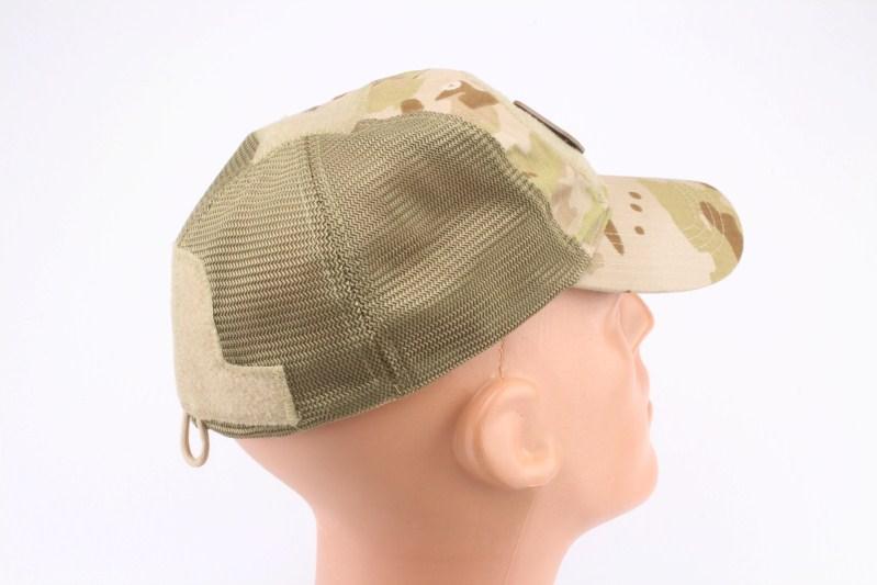 Vojenská čepice - kšiltovka se síťkou - Multicam Arid 360 foto