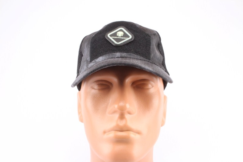 Vojenská čepice - kšiltovka se síťkou - Typhon 360 foto