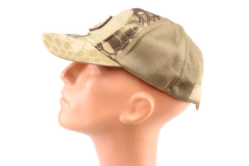 Vojenská čepice - kšiltovka se síťkou - Highlander 360 foto
