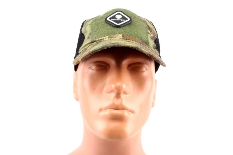 Kšiltovky   Vojenská čepice - kšiltovka se síťkou - Mandrake 3396305352