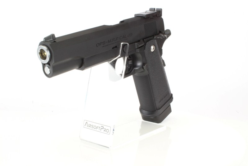 Airsoft pistol Hi-Capa 5.1, gas blowback (GBB) 360 foto