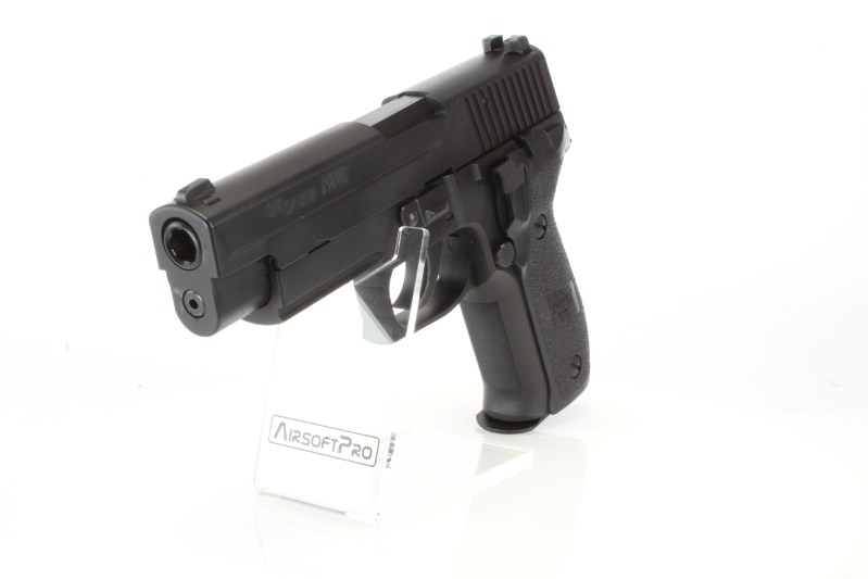 Airsoftová pistole SIG P226 Rail, plyn blowback (GBB) 360 foto