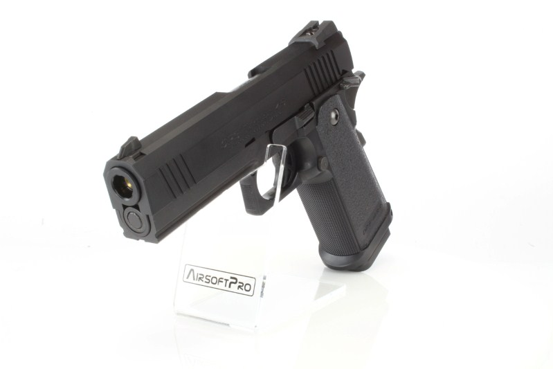 Airsoft pistol Hi-Capa 4.3, gas blowback (GBB) 360 foto