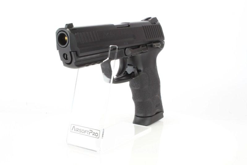 Airsoftová pistole HK45, plyn blowback (GBB) 360 foto