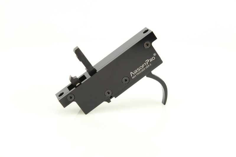 CNC spoušťový mechanismus pro pušky M24 - Gen.2 360 foto