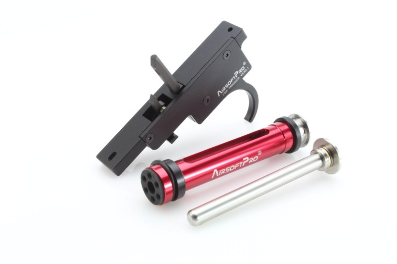 Full upgrade Zero Trigger set for VSR rifles and copies - Gen. 4.1 360 foto