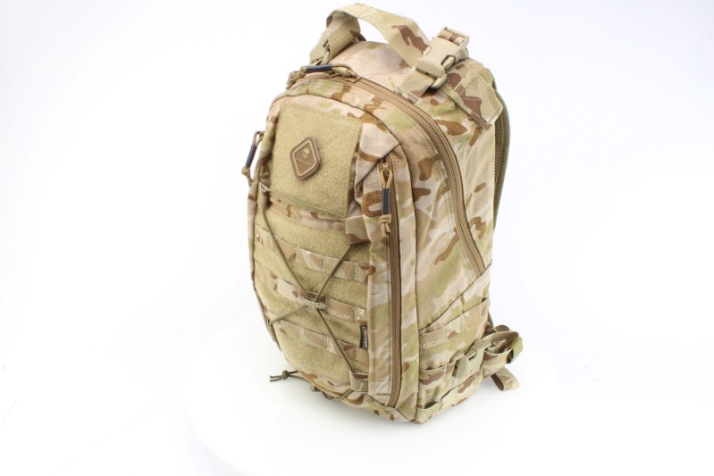 Assault Operator Backpack, 13,5L - removable straps - Multicam Arid 360 foto