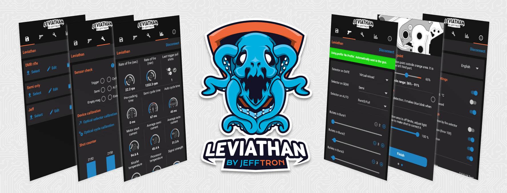 JeffTron Leviathan