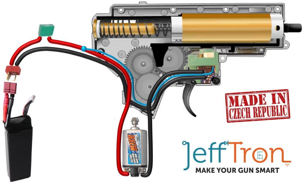 JeffTron Instalation