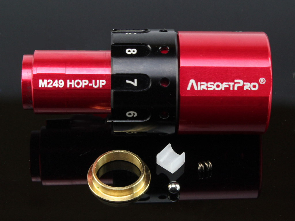 AirsoftPro Hop-up chamber for M249