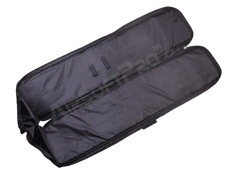 Rifle carrying bag for sniper rifles - 120cm, black [A.C.M.]