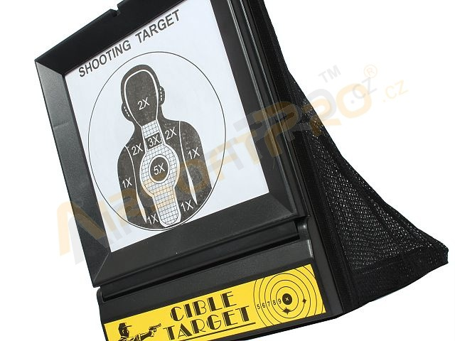 Airsoft target with the capture net [A.C.M.]