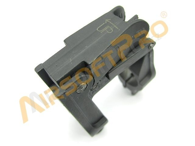 ARMS 41B Style Flip Up Front Sight ( BK ) [Big Dragon]