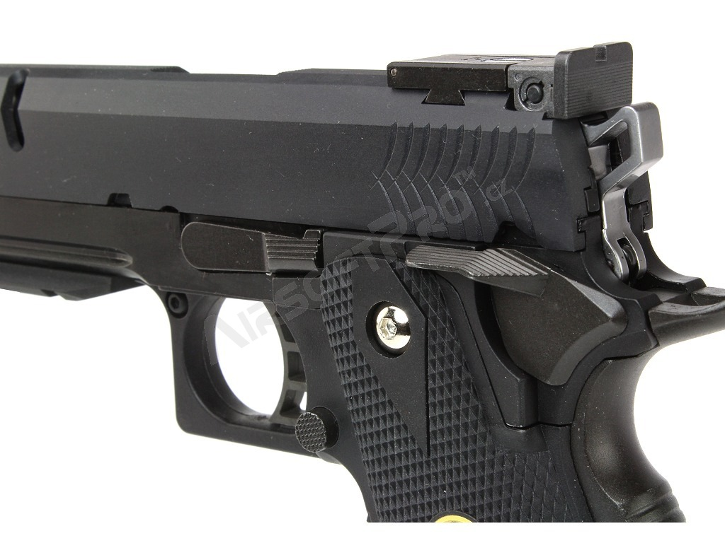 Airsoftová pistole HI-CAPA 5.1 Type K - celokov, blowback [WE]