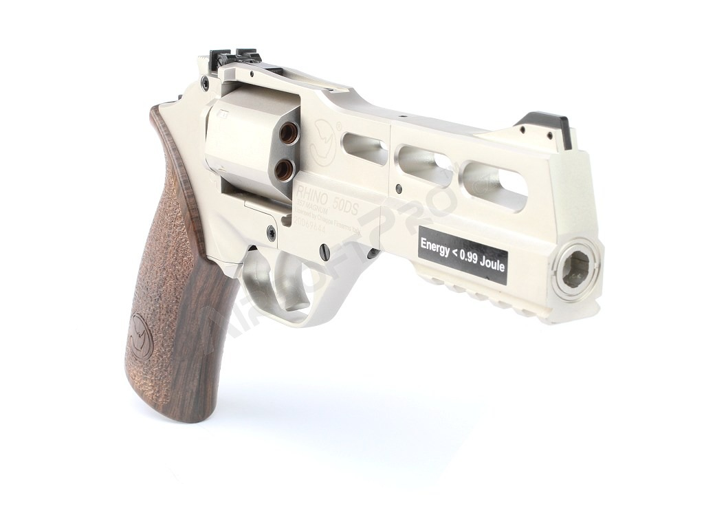 Revolver Chiappa Rhino 50DS CO2 - nickel [WG]