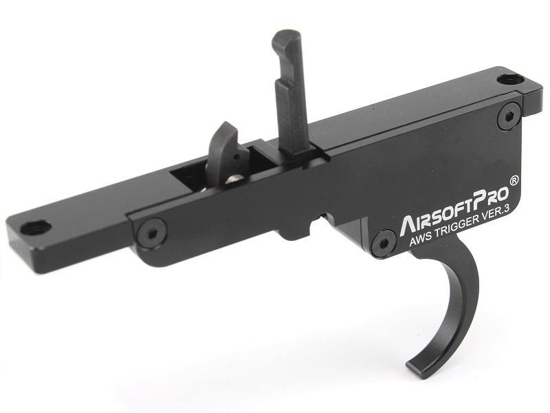 Full upgrade Zero Trigger set for TM AWS and Well MB44xx - Gen.3 [AirsoftPro]