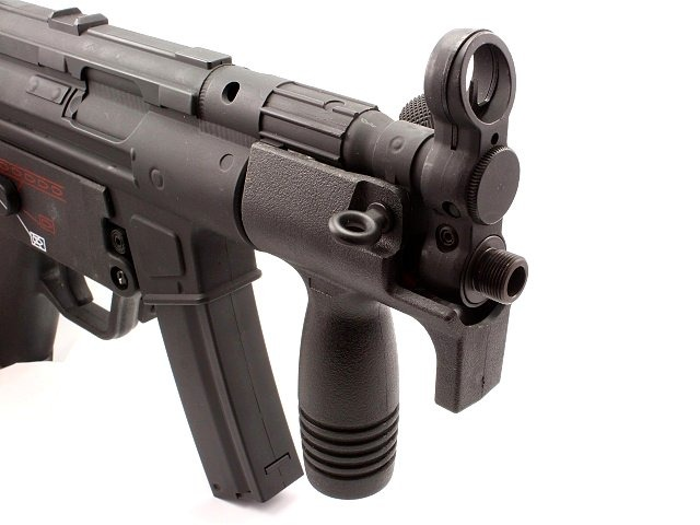 MP5K and PDW silencer adaptor [AirsoftPro]