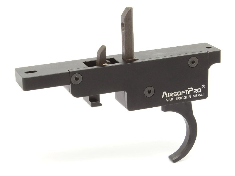 Full upgrade Zero Trigger set for VSR rifles and copies - Gen. 4.1 [AirsoftPro]