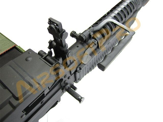 Airsoft machine gun Light  M60 VN [A&K]