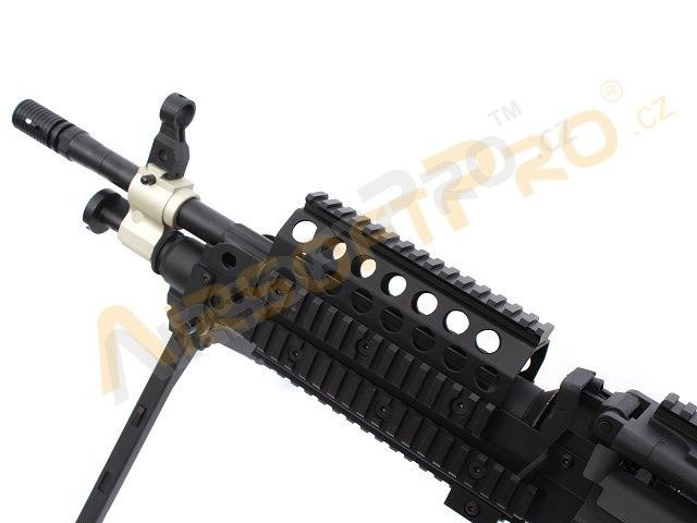 M249, M60, PKM : MK46 with Retractable Stock - full metal