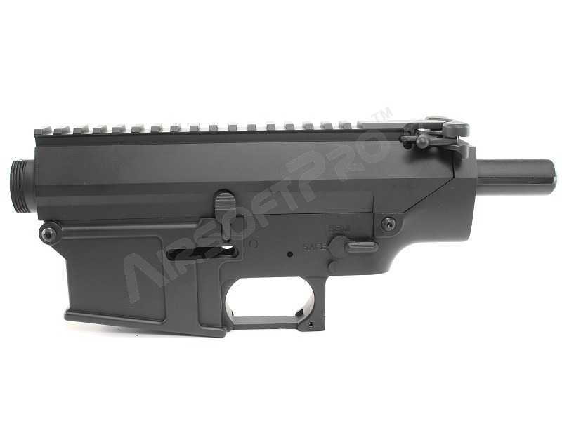 SR25 metal receiver (body) with accessories [A&K]