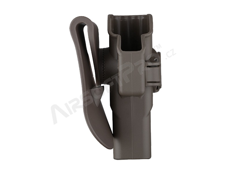 Tactical polymer holster for G-series - FDE [Amomax]