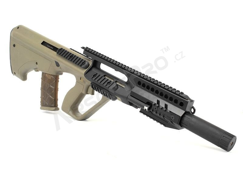 Airsoft rifle AUG A3 R905 with tactical RIS handguard  - DE [Army]