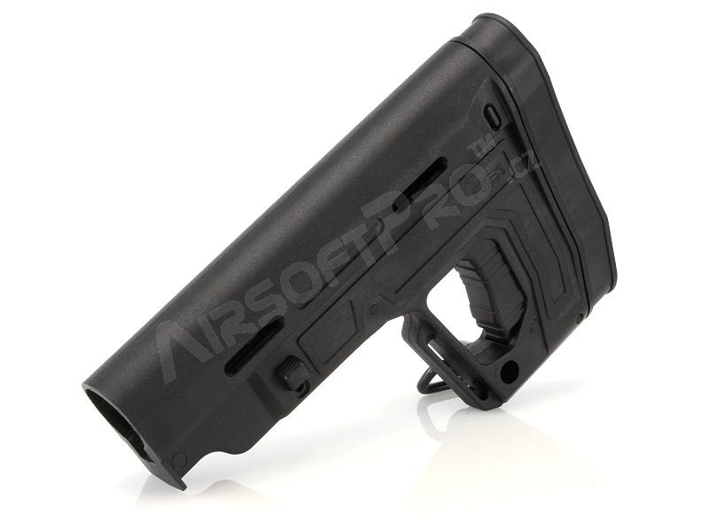 Butt stocks, tubes M4, M16 : Battery RS-1 stock for M4 - black