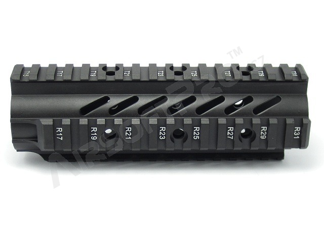 "Free Float 7"" Hand Guard - black [APS]"