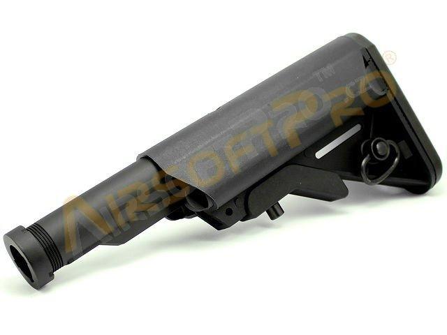Butt stocks, tubes M4, M16 : LMT CRANE SOPMOD Battery Stock for M4