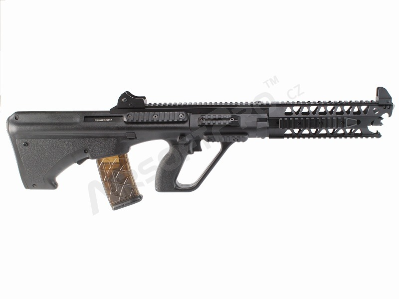 Airsoft rifle AUG Raptor 9″ RIS R908 - black [Army]