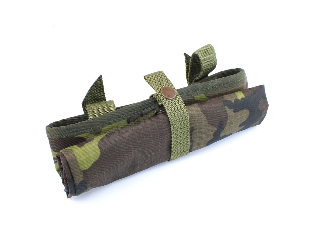Empty magazine ammo dump bag Gen.2 with plastic reinforcement - vz.95 [AS-Tex]