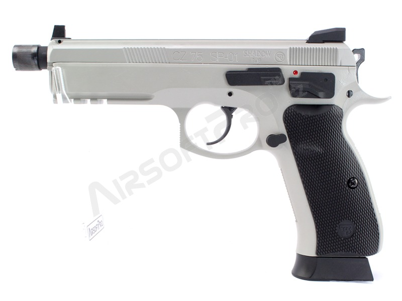 CZ series : CZ 75 SP-01 SHADOW Urban Grey - CO2, blowback