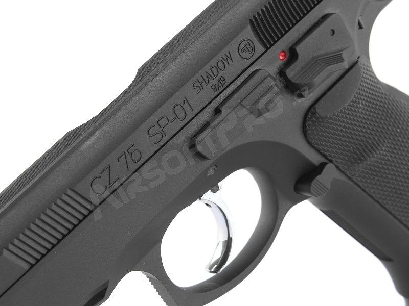 CZ series : CZ 75 SP-01 SHADOW - GBB, full metal