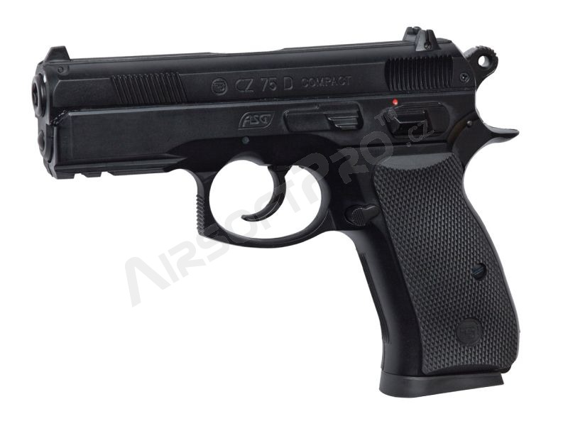 Airsoftová pistole CZ 75D Compact - plyn [ASG]