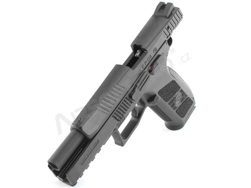 CZ series : CZ P-09 Black, Gas blowback