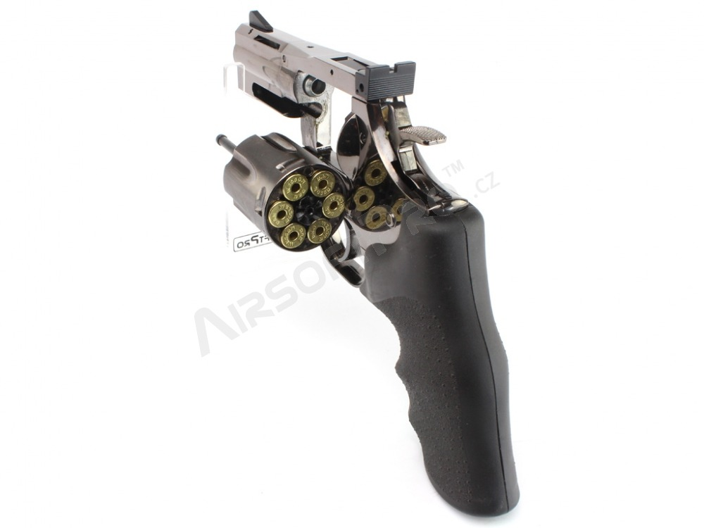 Airsoft Revolver DAN WESSON 715 - 2,5″ Steel Grey - CO2 [ASG]