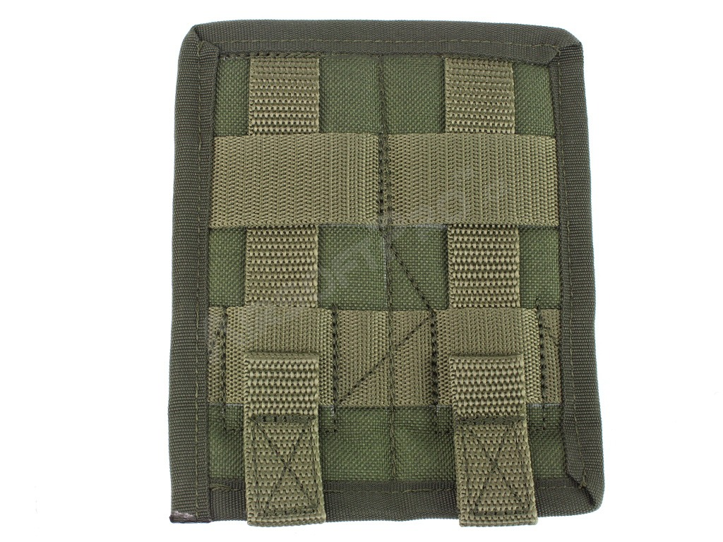 Self-locking double pouch EVO scorpion/MP5 pouch MOLLE - vz.95 ripstop [AS-Tex]