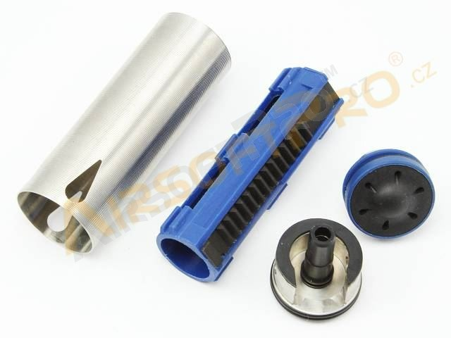 NBU set with metal full teeth piston for M4 [BAAL]