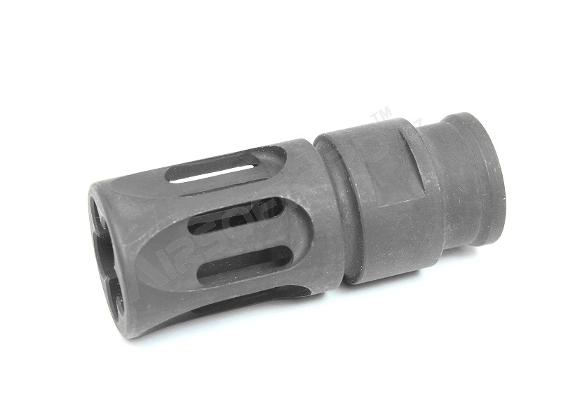 Vltor Style metal compensator flash hider [Big Dragon]