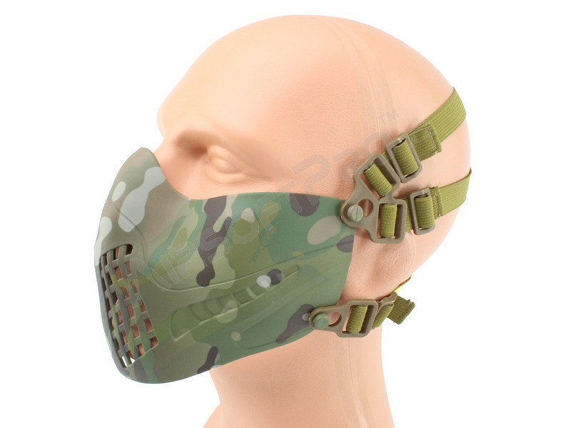 Maska na airsoft Tactical Pilot - Multicam [Big Dragon]