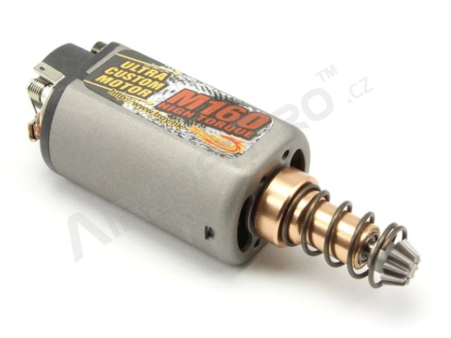 Terminator M160 Torque-Up motor - long axle [Big Dragon]