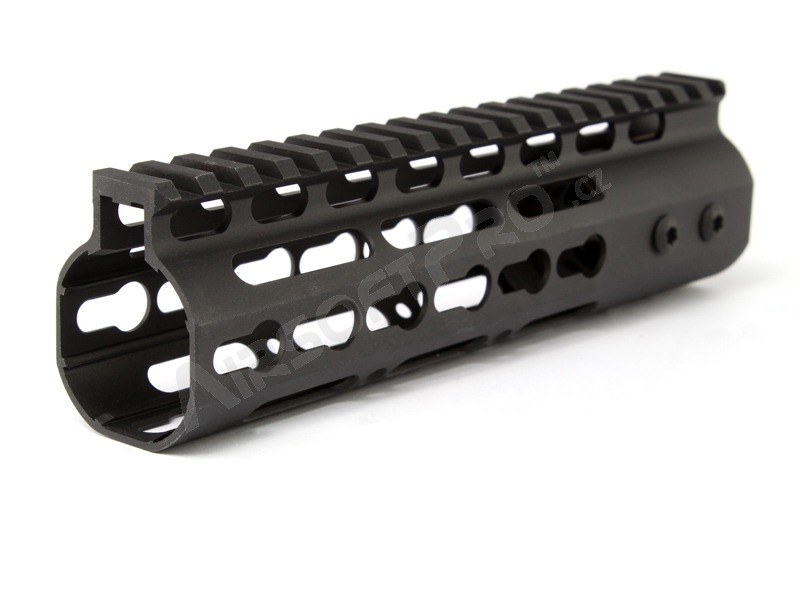 "Keymod style Float 7"" Hand Guard - black [Big Dragon]"