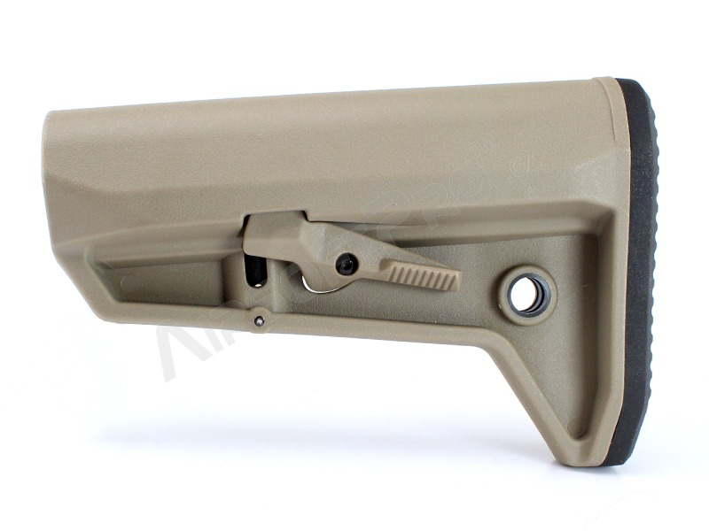 Magpul style SLK stock - TAN [Big Dragon]