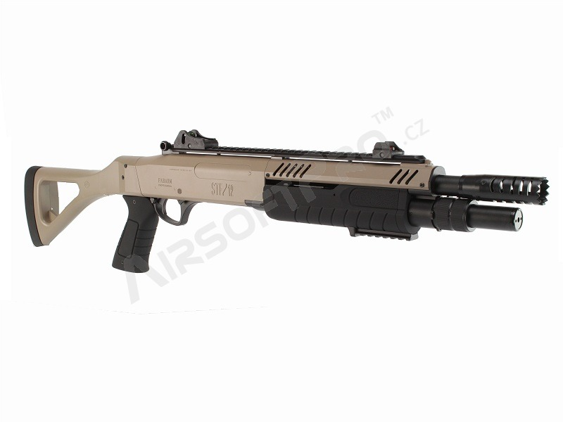 Airsoft brokovnice FABARM STF12 11'' - TAN [BO Manufacture]