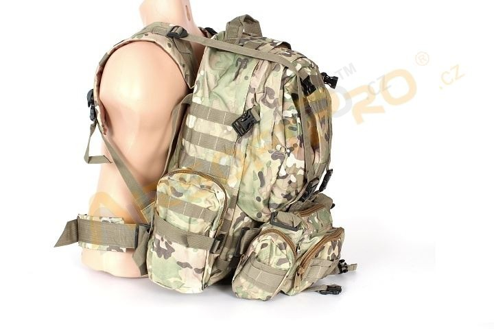 45L Combat combine backpack bag - multicam [A.C.M.]