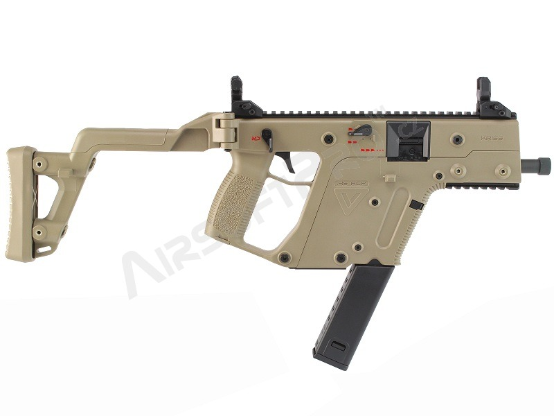 Airsoftová zbraň G2 Vector - TAN [Coyote Airsoft]