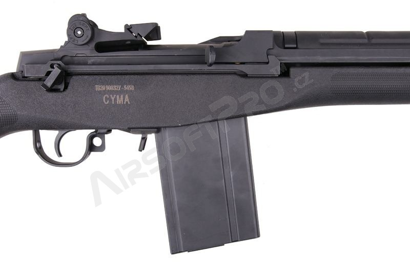 Airsoft rifle M14 (CM.032) - black [CYMA]