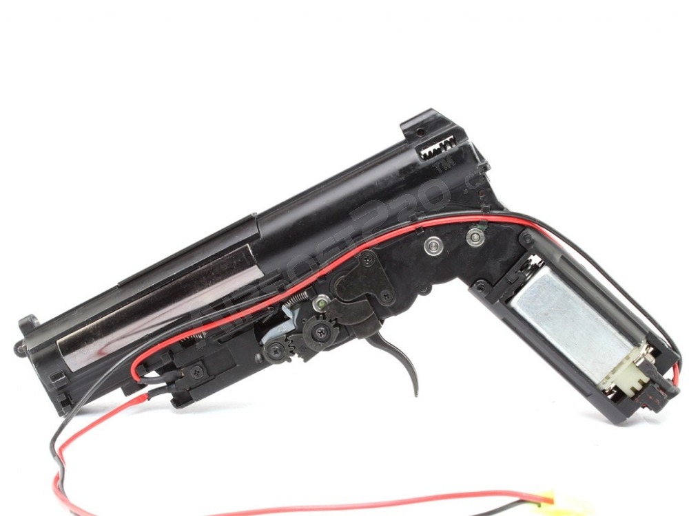 Complete gearbox for CYMA SVD [CYMA]