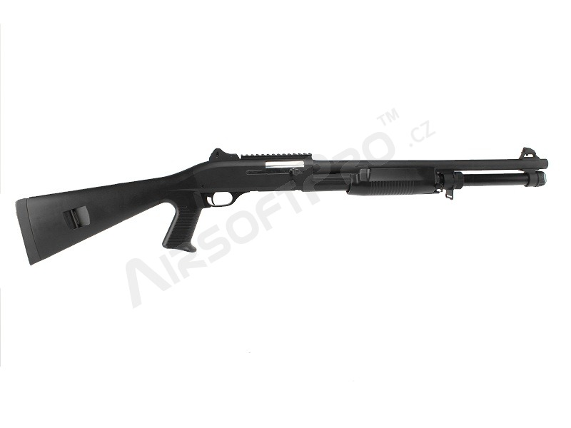 Airsoft shotgun M1014 with the solid ABS stock, long (CM.370) [CYMA]